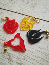 RWBY symbols pendants - Geek And Artsy
