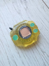 digimon yellow digivice cosplay prop
