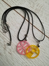 Digimon crest necklace, digimon symbol pendant - Geek And Artsy