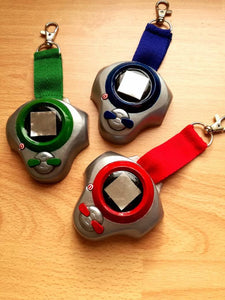 Digimon digivice D-ark, d-power digivice, digimon tamers cosplay prop - Geek And Artsy