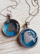 Ravenclaw eagle necklace, harry potter necklace - Geek And Artsy