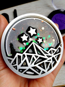Night court makeup mirror, ACOTAR pocket mirror