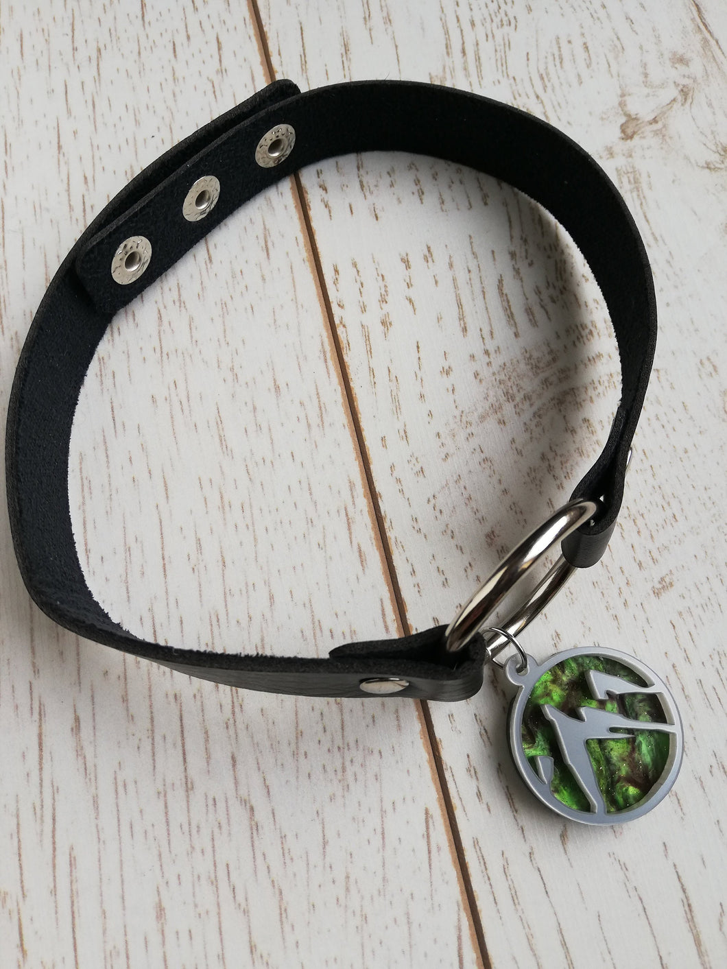 Dragon Prince choker, the mountains elemental symbol - Geek And Artsy