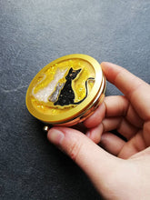 sailor moon cat themed compact