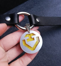 Voltron lions choker, voltron symbol collars - Geek And Artsy
