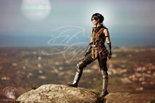 Star wars Satele Shan cosplay print 5x8in - Geek And Artsy