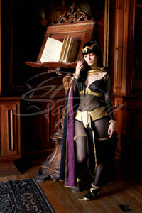 Fire emblem Tharja cosplay print 5x8 inches - Geek And Artsy