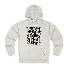 Getting Stuff Done French Terry Hoodie