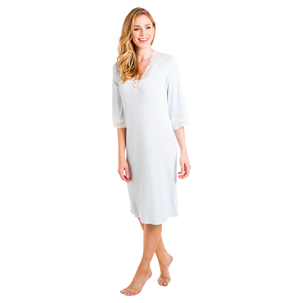Melanie Bell Sleeve Nightgown