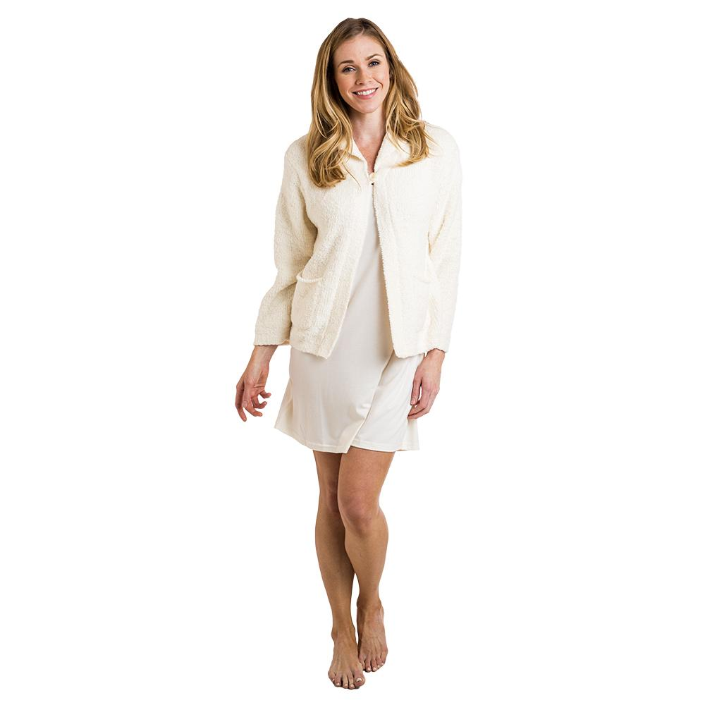 Marshmallow Bed Jacket