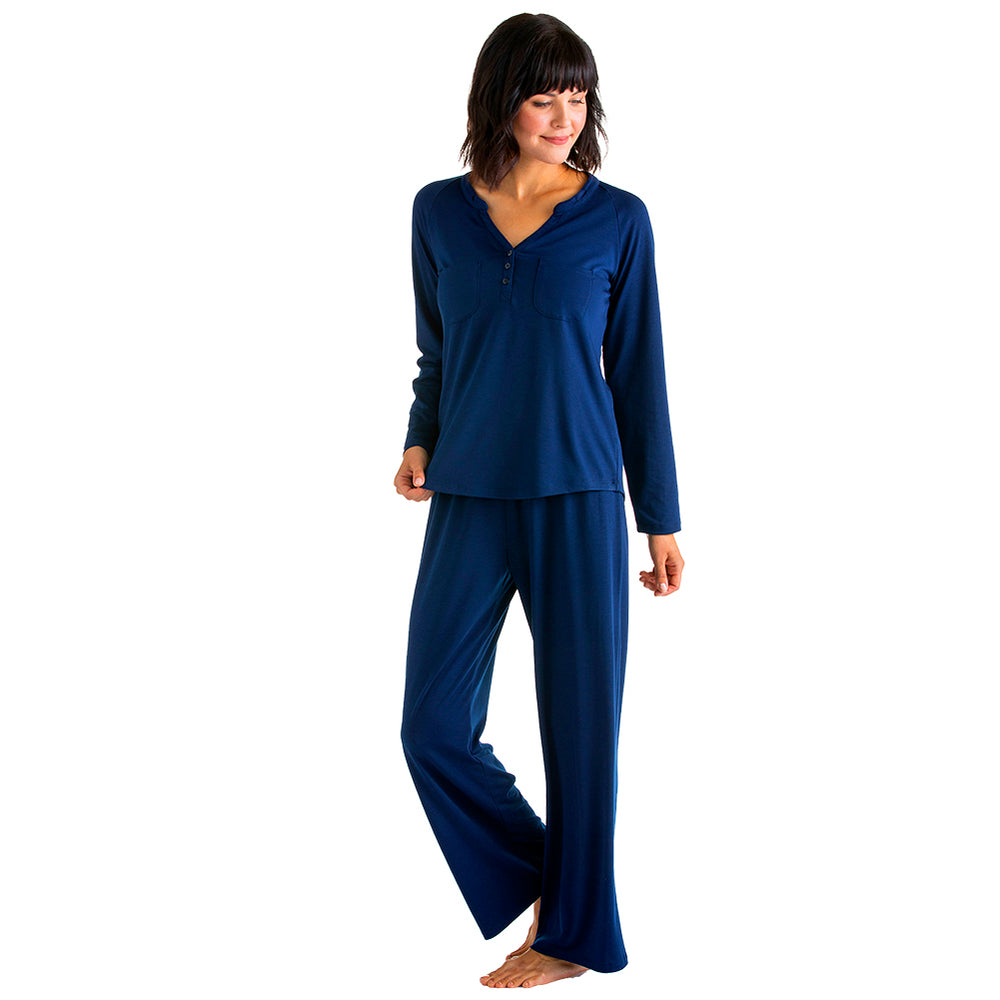Kit - Raglan Long Sleeve Ankle PJ
