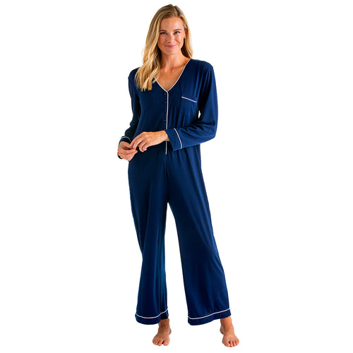 Piper - Contrast Trim Sleep Onesie