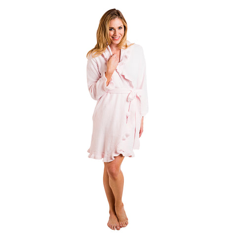 Marshmallow Wrap Robe