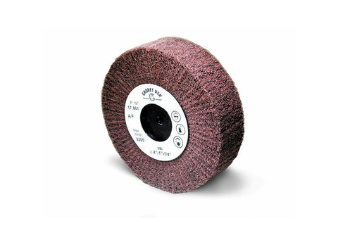 Aluminum Oxide Flap Wheels, Extra Fine, Item No. 17.863