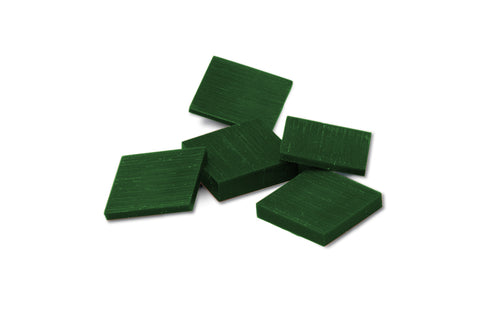 Ferris Wax, File-A-Wax, Wax Slabs, Green, Item No. 21.381