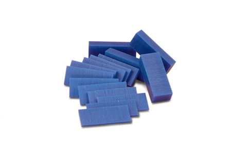 Carving Wax Blue Wax Block Jewelry Carving Tool Making Model Professional Accessory 1pc
