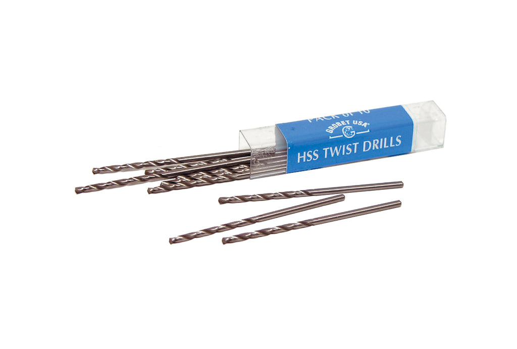 Twist Drills, Package of 10, Size 75, Item No. 28.493