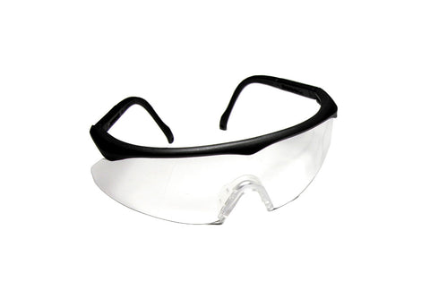 Clear Safety Glasses, Item No. 29.011