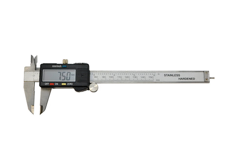 Instant Readout Precision Digital Caliper, Item No. 35.180