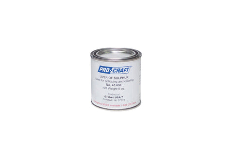 Pro-Craft® Liver of Sulphur, 8 oz., Item No. 45.690