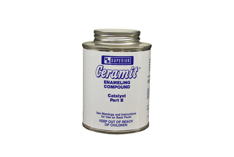 Ceramit-Catalyst          8 Oz, Item No. 45.880