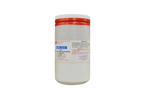 Griffith Boric Acid Powder, 16 oz., Item No. 54.523