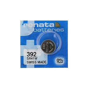 Renata 392 Battery. Pack of 10
