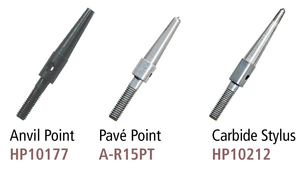 Anvil Point for H.15 Hammer Handpiece