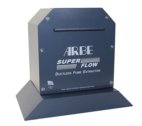 Arbe Duct-less Fume Extractor and accessories