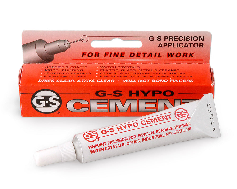 G-S Hypo-Tube Cement / Crystal Cement