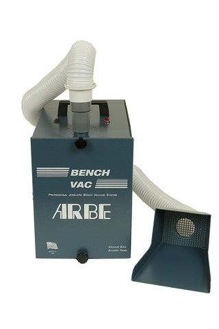 Arbe Jewelers Bench Vacuum System and Accessories