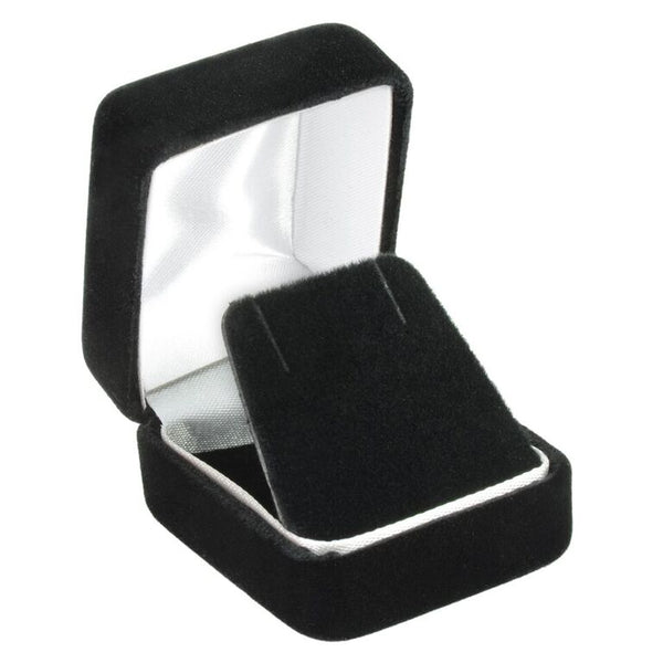 Velvet Small Earring/ pendant Boxes Box of 12