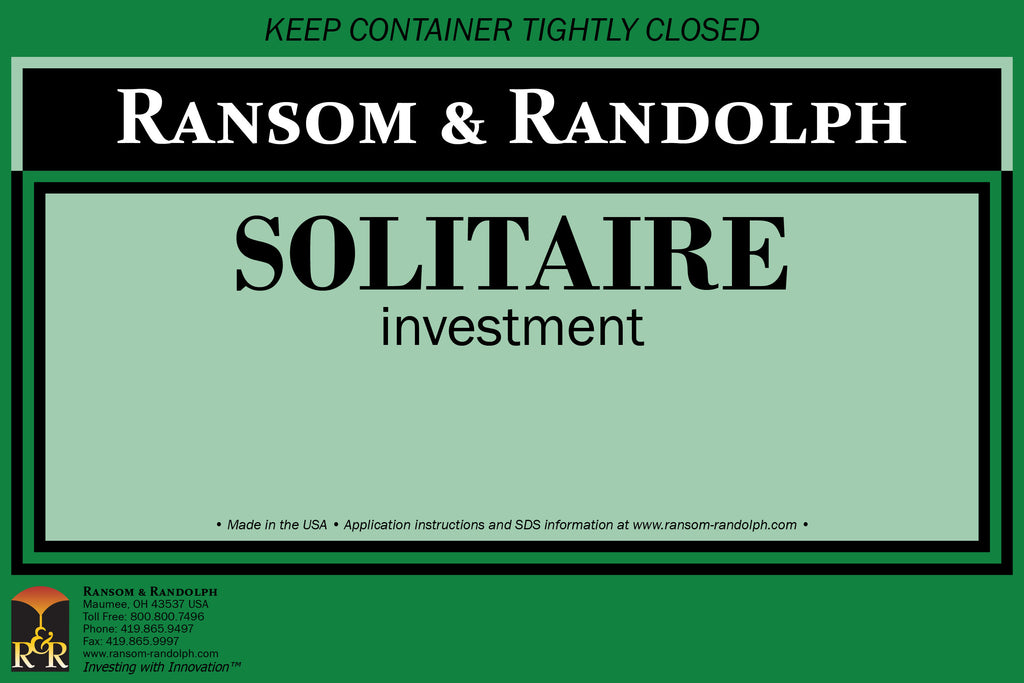 Ransom & Randolph Solitaire Investment 44 lb. Box