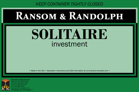 Ransom & Randolph Solitaire Investment 50 lb. Box