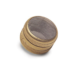 "SMALL PARTS BASKET 1"" BRASS"