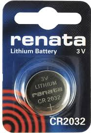 Renata 2032 Battery. Pack of 10