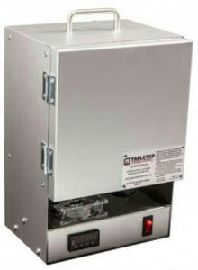 RapidFire Pro-LP 2200 F/ Programable Electric Furnace Oven