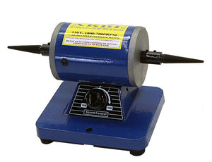 Arbe Mini Variable Speed 1/6 HP Double Spindle Polishing Motor