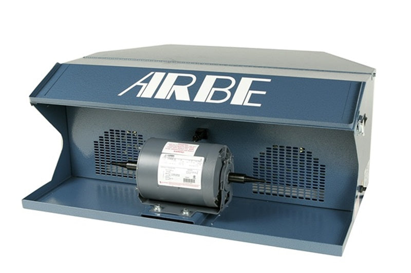 Arbe Large Double Spindle Polishing Machine