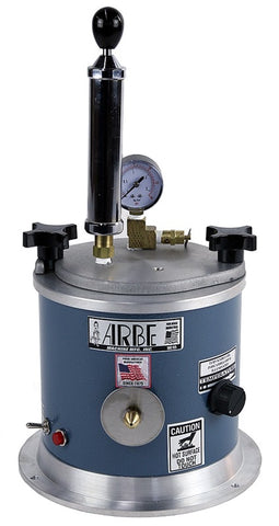Arbe Mini Wax Injector with Hand Pump 1 1/3 QT.