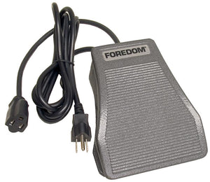 Metal Foot Pedal/ Foot Control for 115V Series SR Motors