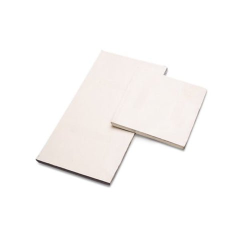 "CERAMIC SOLDERING BOARD-6"" X 12""-W/FEET"