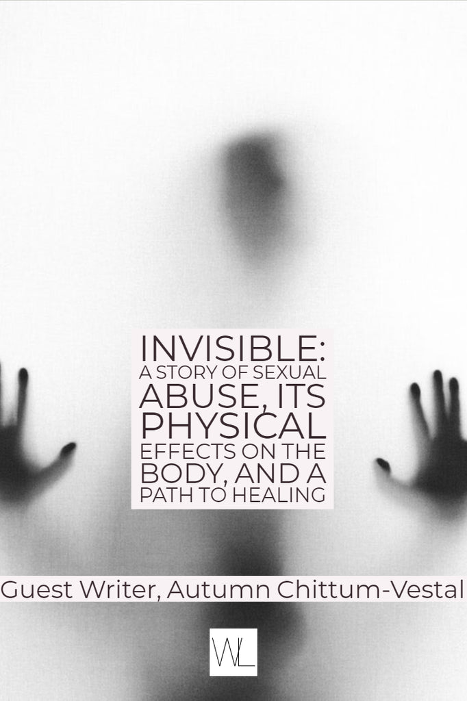 Invisible -- Guest Writer, Autumn Chittum-Vestal