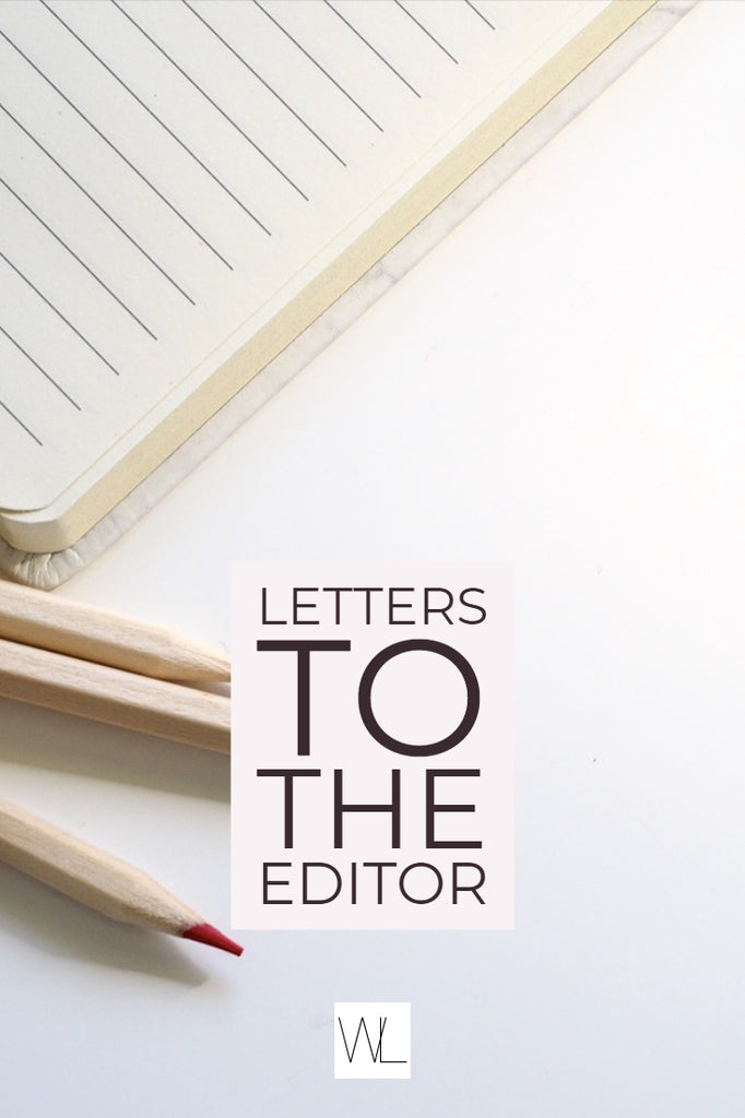 Letters TO the Editor - Responses to August 2018 Letter from the Editor about Body Hair
