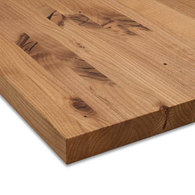 Knotty Alder Butcher Block