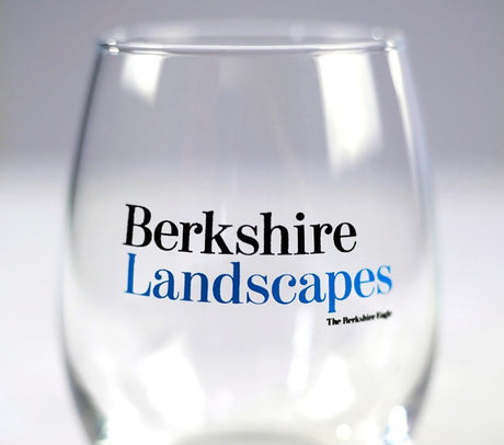 Berkshire Landscapes Wine Glass