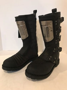 Icon 1000 Elsinore HP Boots Black 9 US / 43 EU