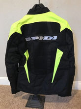 Spidi Ventamax H2Out Jacket Black/Yellow Size XL