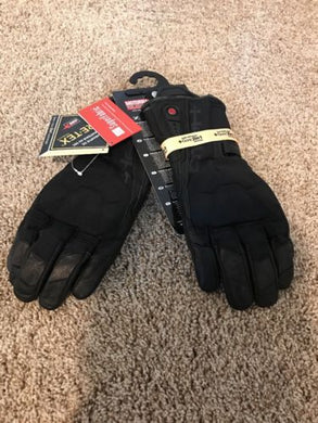 Held Solid Dry Gloves Black Size Large/9