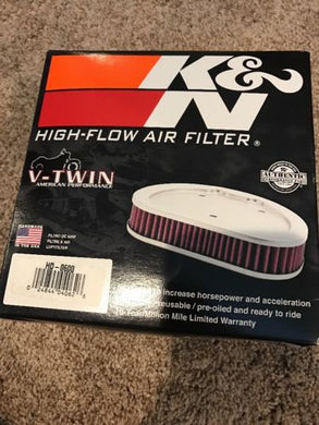 K&N High Flow Replacement Air Filter HD-0600